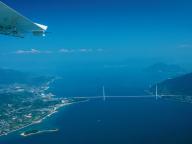 SEAPLANEから瀬戸内海を一望する
