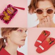 おいしいピンク