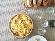 イギリスのオーブンウェアとグラタン - 今月のひと皿 | vol. 9
