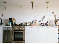 自宅キッチンで 見つけた、カミーユのフード哲学