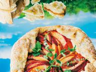 KAORUのニューノーマル・レシピ 05 / ストーンフルーツのパイ
