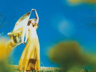 """""""幸福の黄色いスカーフ""""をはためかせて"""