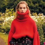 ファッション特集 きれいな秋、ブリットな秋
