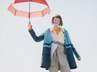 プレイフルな傘が雨の日の相棒