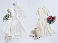 とっておきのリングとドレスで夢を見て。Freestyle Wedding
