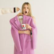 ファッション特集 朝、目覚めたくなる「愛しのコート」に包まれて