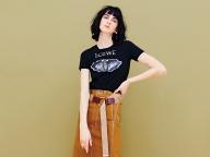 丸山佑香の今年の本命Tシャツ スタイリング 2weeks【シンプル派】