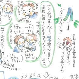 今月の話す人:杏/お題:ゆずれないレシピ