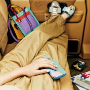 #inmycar パステルカラーで車の中にも初夏を