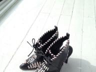 【本日発売】SPUR4月号Topics!  「ヒール靴、再来」