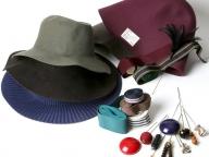世界に一つだけの帽子が手に入る、デザイナー来日イベントが開催