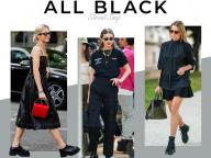 【夏のオールブラック】涼しげに黒をまといたい!