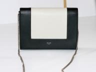 セリーヌの最新コレクションより、バッグ「フレーム」が発売