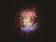 グッチの世界観を4つの部屋で表現、革新的なアートプロジェクトがスタート