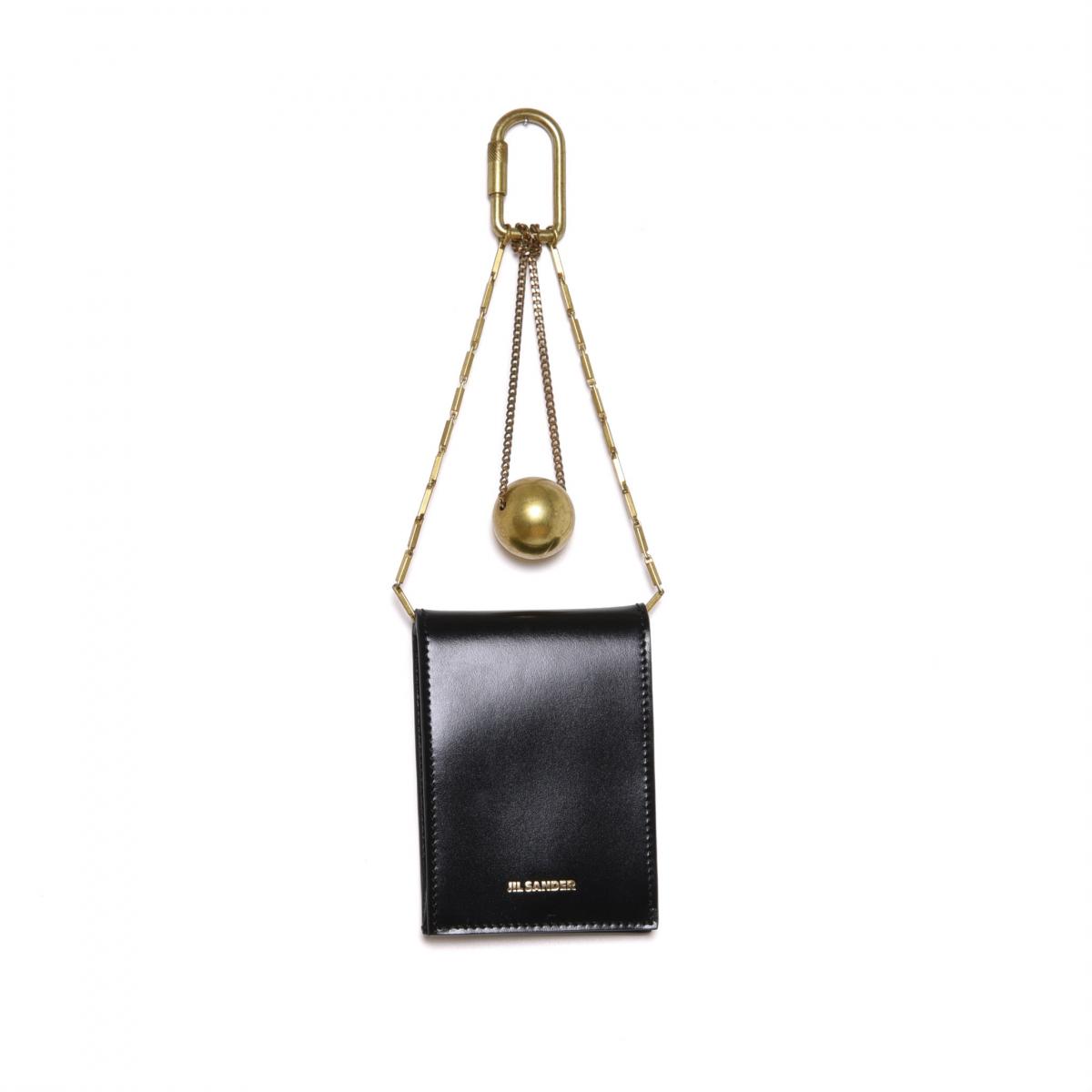 財布「キーリング ウォレット」¥48,000/オンワードグローバルファッション(ジル・サンダー)
