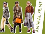 【アニマルプリント】レオパード、パイソン、タイガー、ゼブラ! 秋は動物の柄とともに