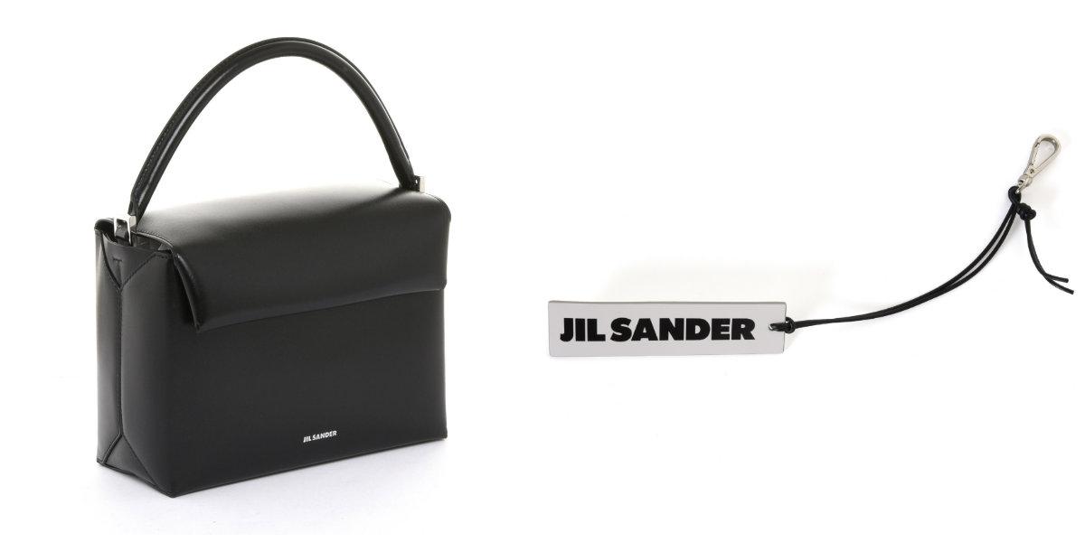 タグチャーム」やソフトかつ構築的なフォルムでブランドコンセプトを体現した「エンベロープ・バッグ