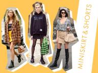 【マイクロミニボトムス】大人のショートパンツ&ミニスカートスタイルに挑戦!