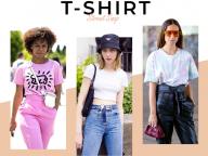 【Tシャツスタイル2019】夏の定番、今年はこう着る!