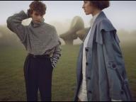 バーバリーが、軽く柔らかな新素材「トロピカルギャバジン」を使用したコートを発売