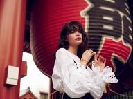 福士リナがクロエガールに! 東京を舞台に撮影したフォトグラフィーが公開