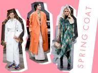 【スプリングコート】春の定番アウター、今年はこう着る!