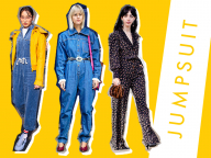 【ジャンプスーツ】洗練されたムードで「つなぎ」を着るには?