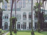 桂まりの満腹ファイル番外編/バンコクを満喫する 花とフルーツと贅沢ホテル旅
