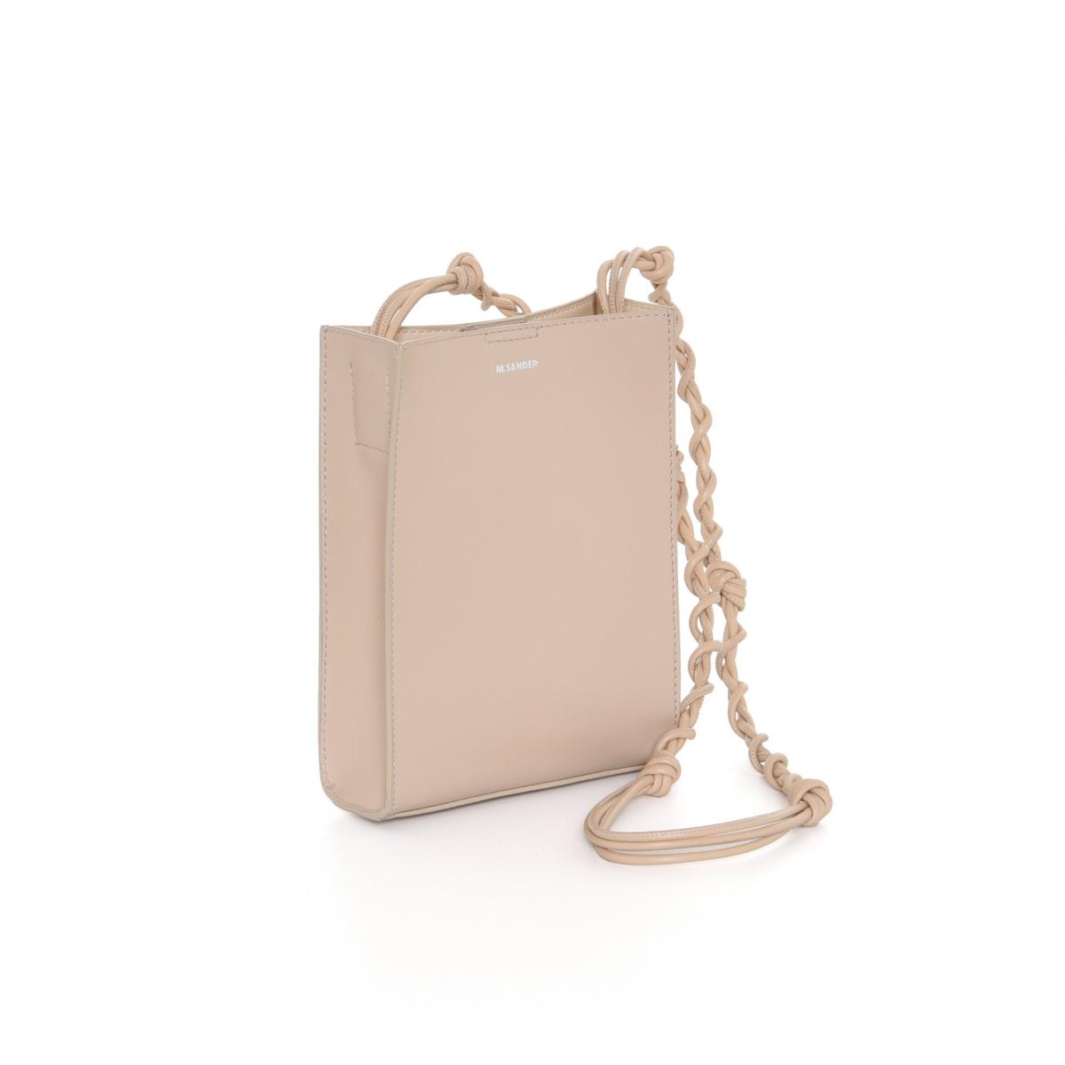 バッグ「タングル スモール」〈H19×W14×D5㎝〉¥78,000/オンワードグローバルファッション(ジル・サンダー)