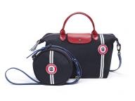 ロンシャンで人気のバッグ「ル プリアージュ®」がトリコロールカラーで登場!