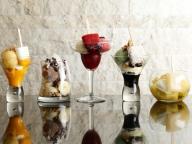 パフェにアイスキャンディをトッピング! ウェスティンホテル東京で遊び心あふれる「キャンディパフェ」が期間限定で登場