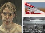 荒木経惟の日本初公開作品やルシアン・フロイドも。UBSアート・コレクションが、今週末から「12 Rooms 12 Artists」を開催!