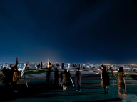 5月31日はスーパーマーズ! 都心で1番空に近い場所から火星をウォッチ