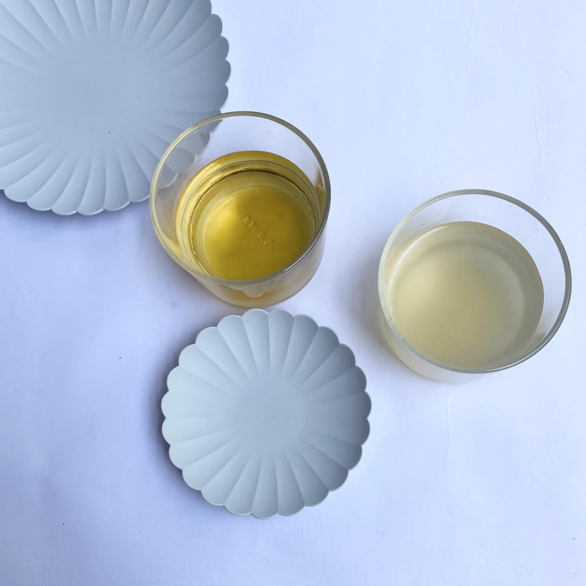 常備しておくと便利!疲れも飛ぶ、1秒しじみ汁&うに汁!