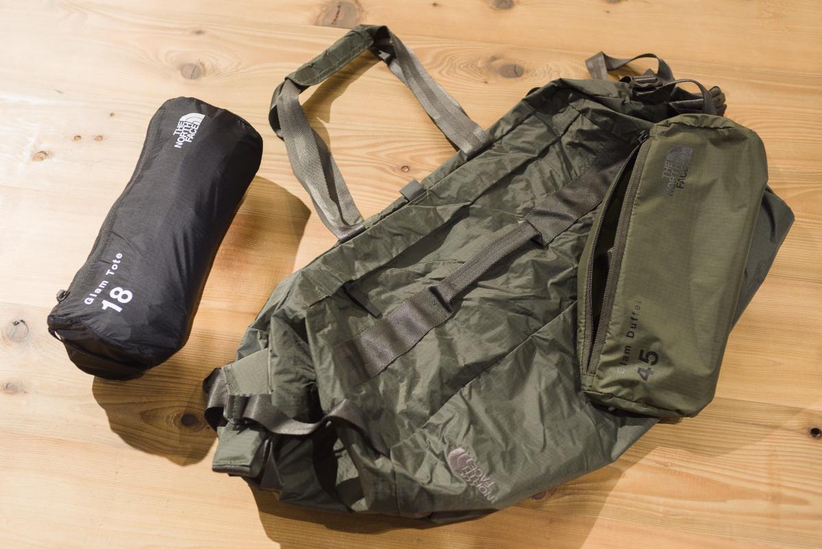 勝手に命名「LCCバッグ」、容量たっぷりなのに、バッグ自体が軽いってすばらしい!