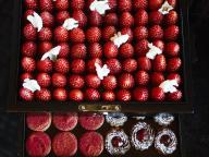 地上33階の絶景を眺めながら苺づくしのアフタヌーンティーを。アマン東京「ベリーベリーガーデン」