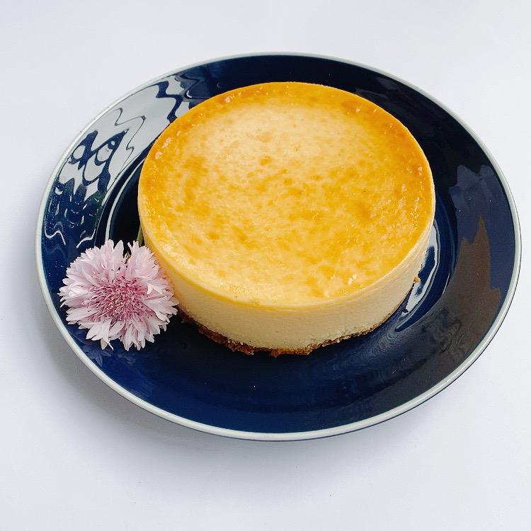 奈良のチーズケーキ専門店の湯銭焼き熟成タイプ