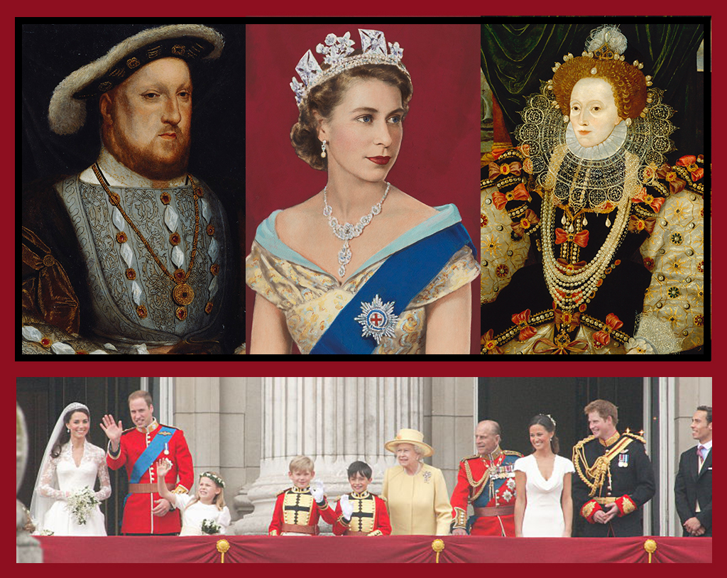 見どころ1:想像以上にドラマチックな英王室!