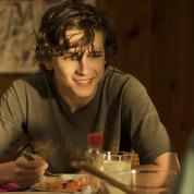 SPUR独占! 世界中で大注目の若手俳優 #ティモシー・シャラメ に10問10答 #ビューティフル・ボーイ