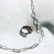 文句なくかわいい! oeauの小さなイヤカフ #深夜のこっそり話 #1180