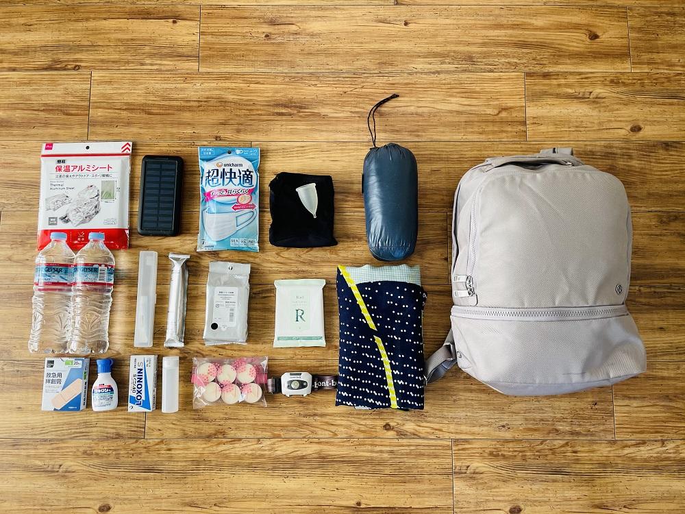 中村寛子さん/残数を気にせず使える月経カップと吸水ショーツで、生理に備える