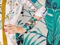 エルメスのファッションアクセサリーサイトが新オープン