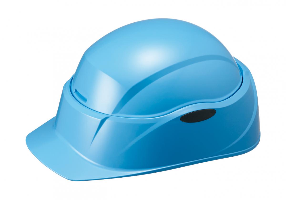 収縮式ヘルメット