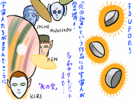 横尾忠則のスペクタクルな創造パワーを感じる展示 #67
