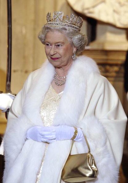 そして現在の女王、エリザベス2世