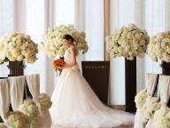 ラグジュアリーな大人婚を体験! 「ブルガリ 東京レストラン」がブライダルフェアを開催