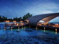 壮大な自然に包まれたドラマティックな楽園、モルディブの新アドレス!