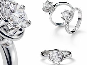 963e358b2f98 ダイヤモンドの輝きにこだわった遊び心あふれるコレクションが一堂に! ダミアーニがブライダル