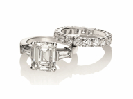 スペシャルなリングを求める花嫁に。ブルガリが「プレシャス ダイヤモンド フェア」を開催!