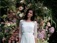 BEST LOOK:Elise Hameau /エリス・アモウのヴィンテージ風ドレス